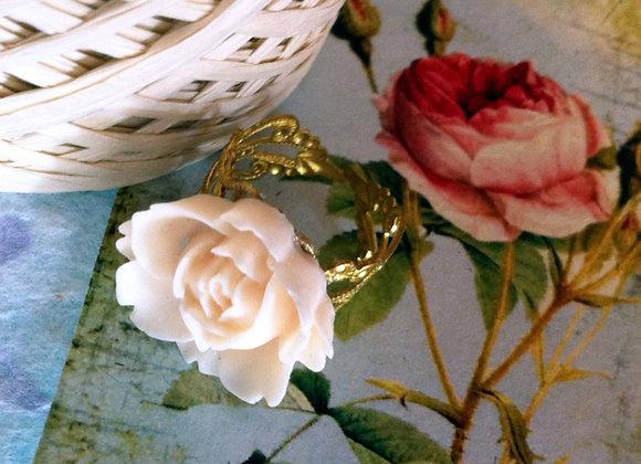 White Rose Sugar Scrub