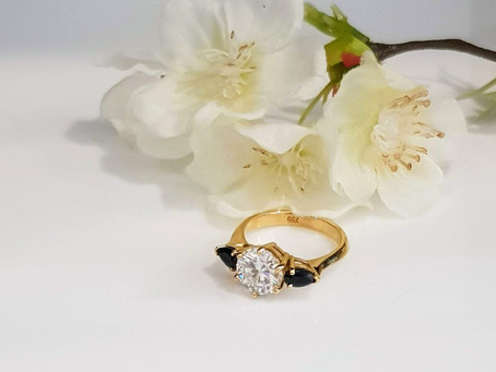 Timeless Classic Engagement Ring