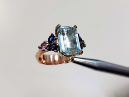 Engagement Rings ~ Fun Facts