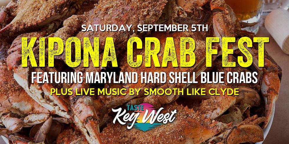 Kipona Crab fest