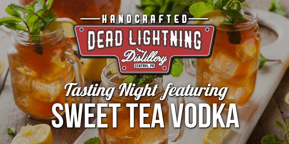 Sweet Tea Vodka Tasting Night