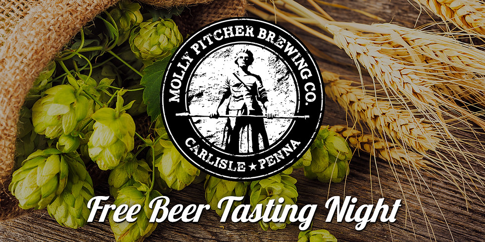 Molly Pitcher Brewing Co. Tasting Night