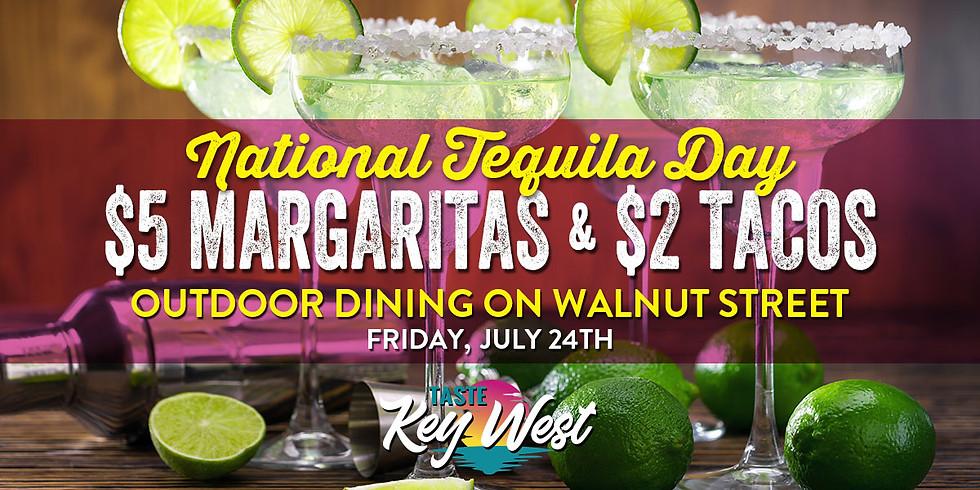 National Tequila Day Celebration