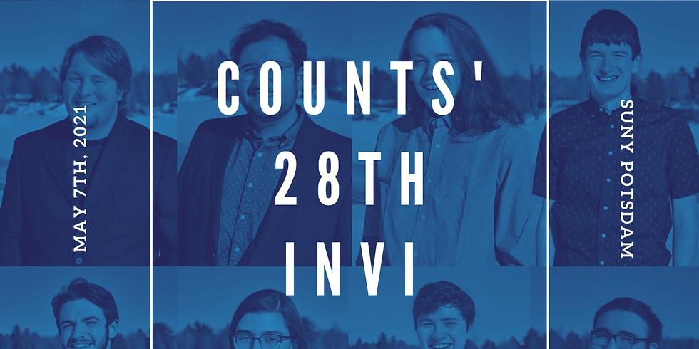 'Counts 28th Annual Invitational