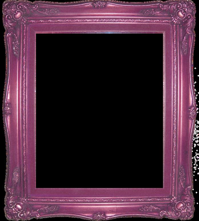 Pink-Frame-Transparent-Image.png