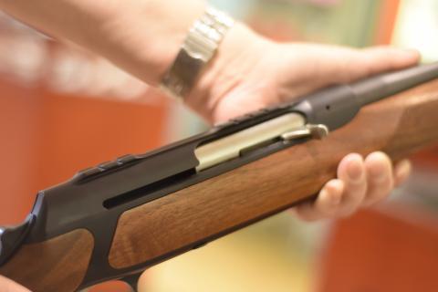 Auslöser kontroverser Debatten: Halbautomatische Waffen (Quelle DJV)
