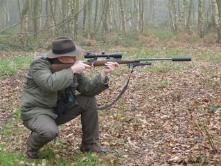 Schalldämpfer in Hessen können ab sofort für die Jagdausübung genehmigt werden