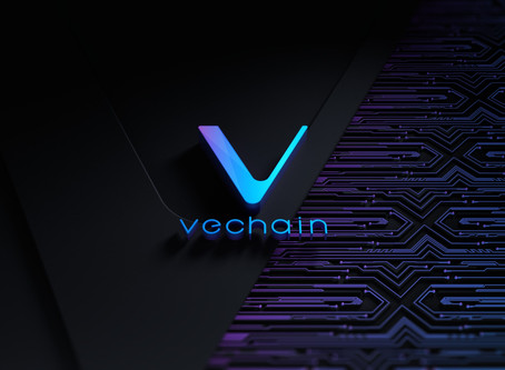 Bullish on VeChain ($VET)
