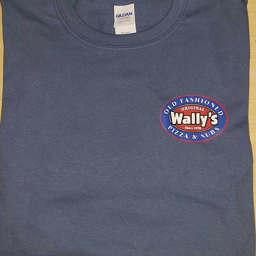 Wally's Pizza Tee