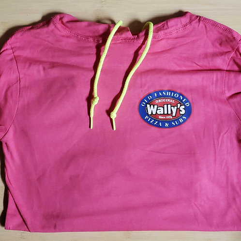 Wally's Hooded Long Sleeve