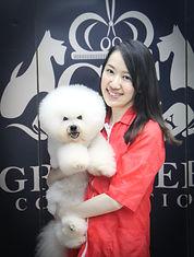 Rachel Yeoh pet store, dog grooming, dog boarding
