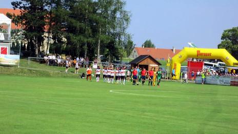Cup: Maria Lankowitz - SC Austria Lustenau