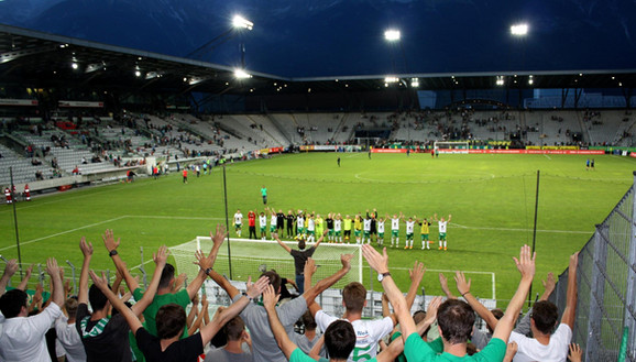 06. Wacker Innsbruck - SC Austria Lustenau