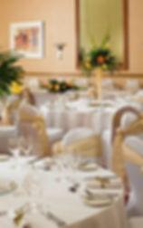 Northampton Marriott Dining area
