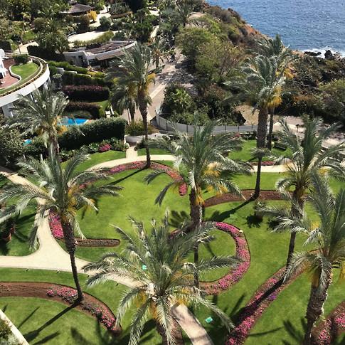 Pestana Grand Roof Top View
