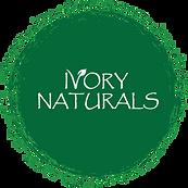 Ivory Naturals FB Logo V Leaf 2 lines.pn