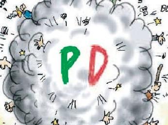 PD: un partito in analisi...