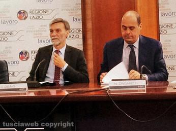 PD spaccato: Delrio apre al M5S ma Zingaretti non ci sta
