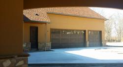 Grunburg Iron Garage Doors