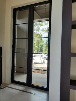 H 11 ft Entry Door