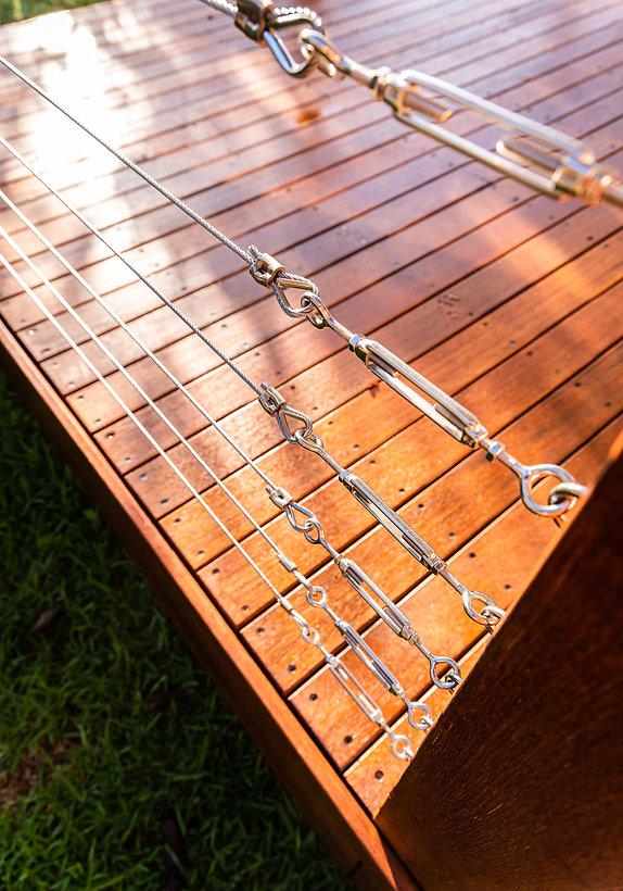 QPA Wire Handrail