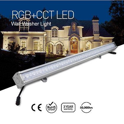 RGB+CCT LED Wall Washer Light