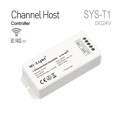 SYS-T1-Channel Host Controller