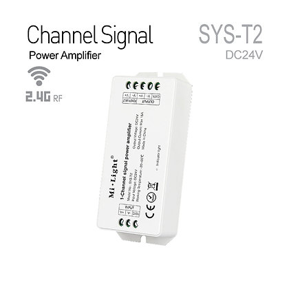 SYS-T2-Channel Signal Power Amplifier