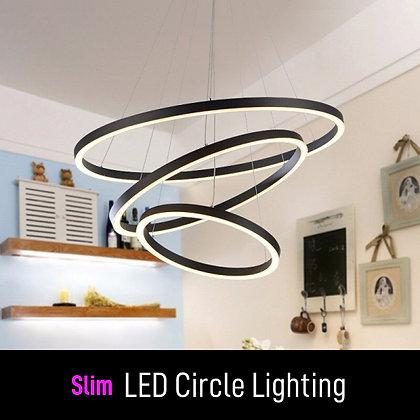 Slim LED Circle Lighting NLLC-4060
