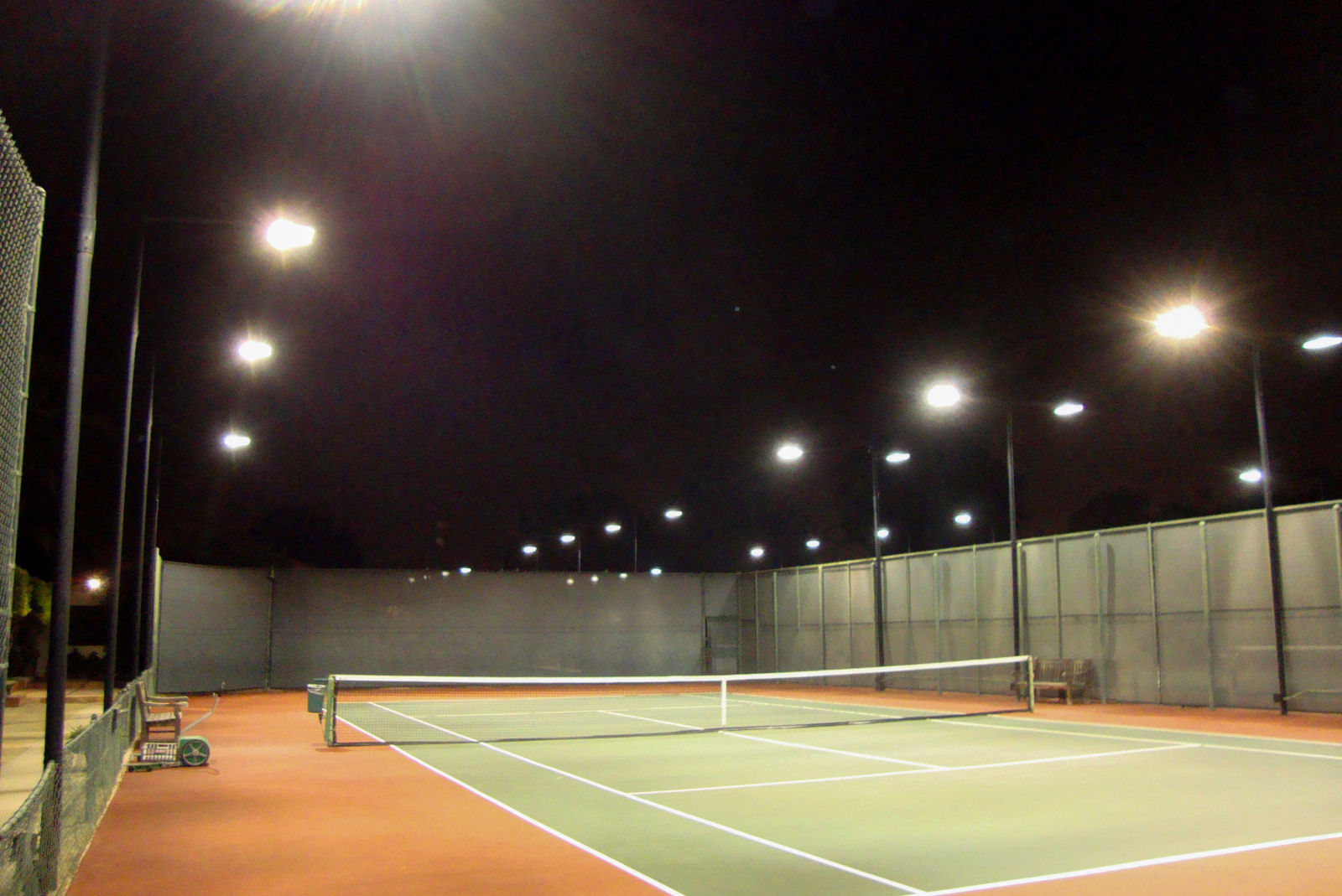 outdoor tennis court-7