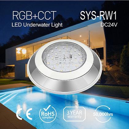 SYS-RW1-RGB+CCT LED Underground Light