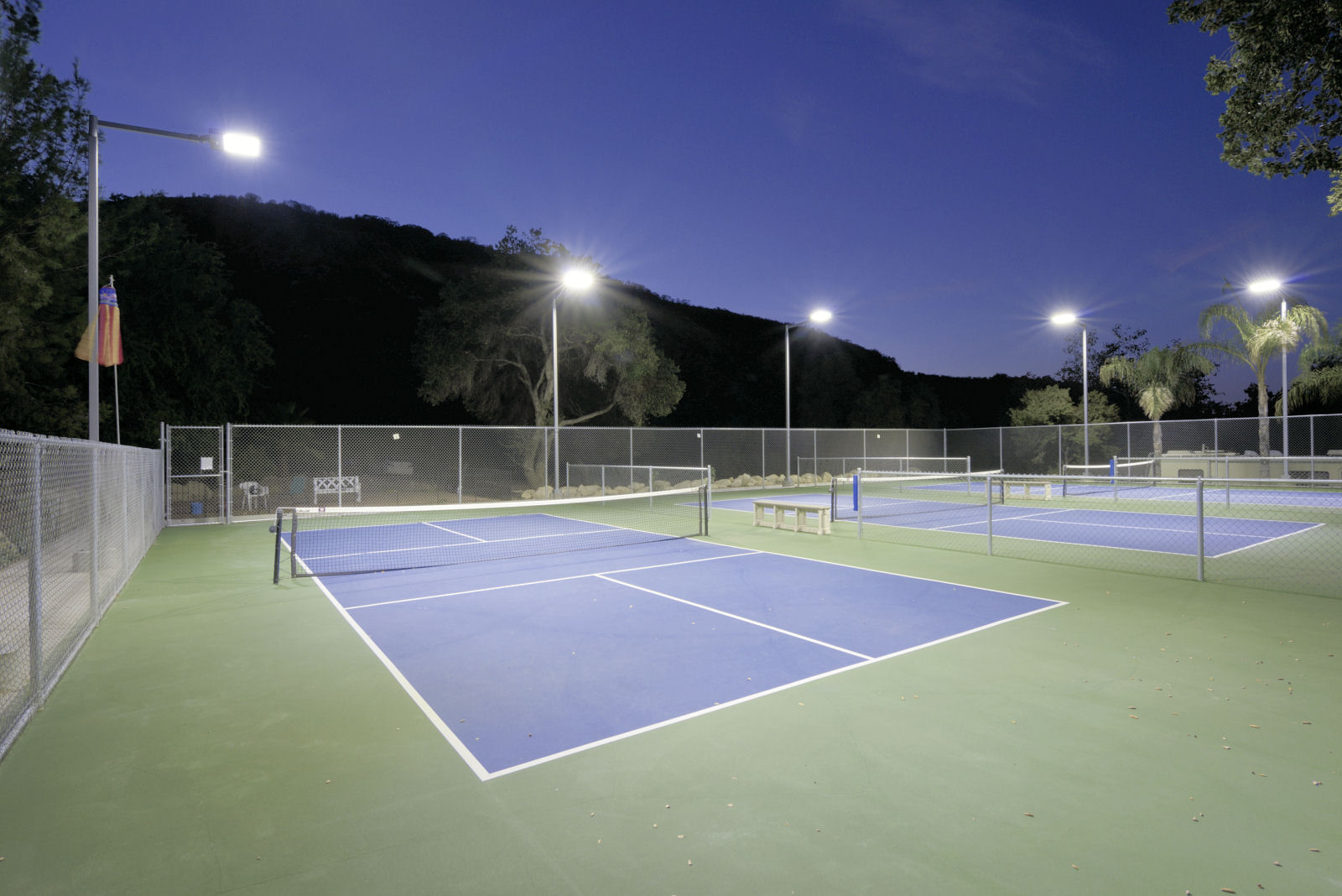 outdoor tennis court-4