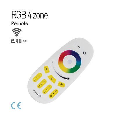 Mi Light RGBW Touch Remote 4 Zone