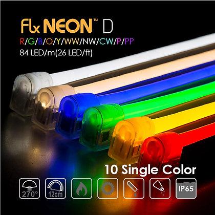 Flex Neon LED 24V Single 10 Color 9W/m(2.8w/ft)