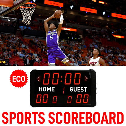 Sports Digital Scoreboard