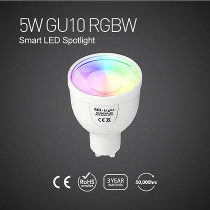 FUT018-5W GU10 RGBW Smart LED Spotlight