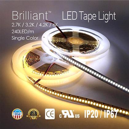 Brilliant 12v LED Tape 96W / 16.4ft x 1 roll