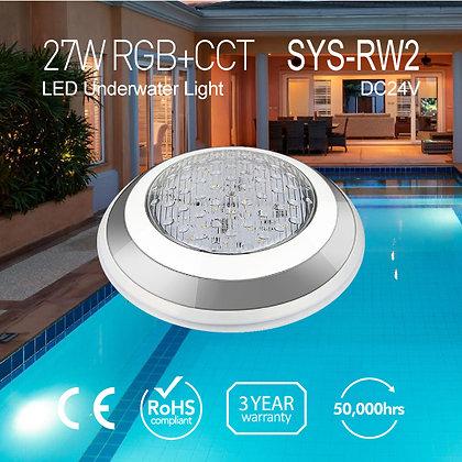 SYS-RW2-27W RGB+CCT LED Underground Light