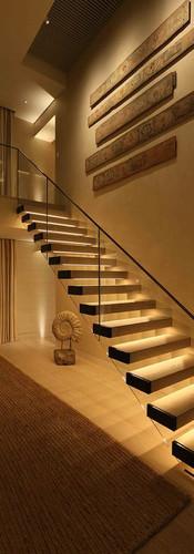 Indoor Stairs Lighting