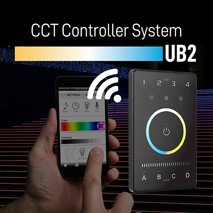 UB2 CCT Controller System Intelligent Touch Panel