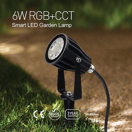 6W RGB+CCT Smart LED Garden Lamp