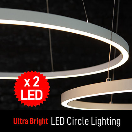 Ultra Bright LED Circle Lighting NLLC-6080