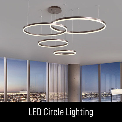 LED Circle Lighting NLLC-4080