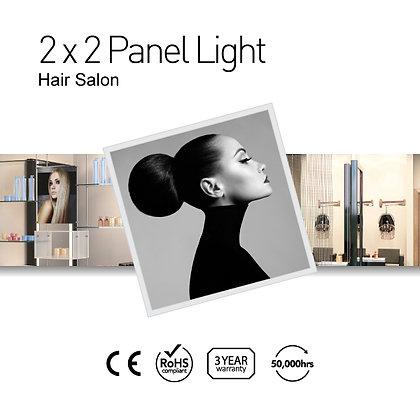 Hair Salon 2' x 2' LED Panel Lights with Printing