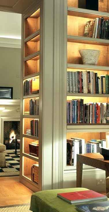 Bookcase Lighting