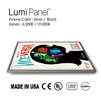 Lumi Panel Single Side Light W/ Film Print
