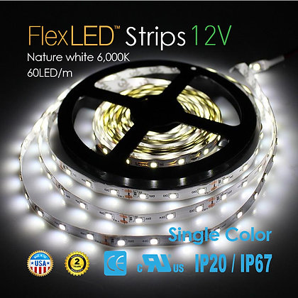 Flex LED Strips 72W / 16.4ft x 1 roll