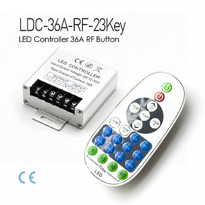 LED Single Color Controller 23 Buttons