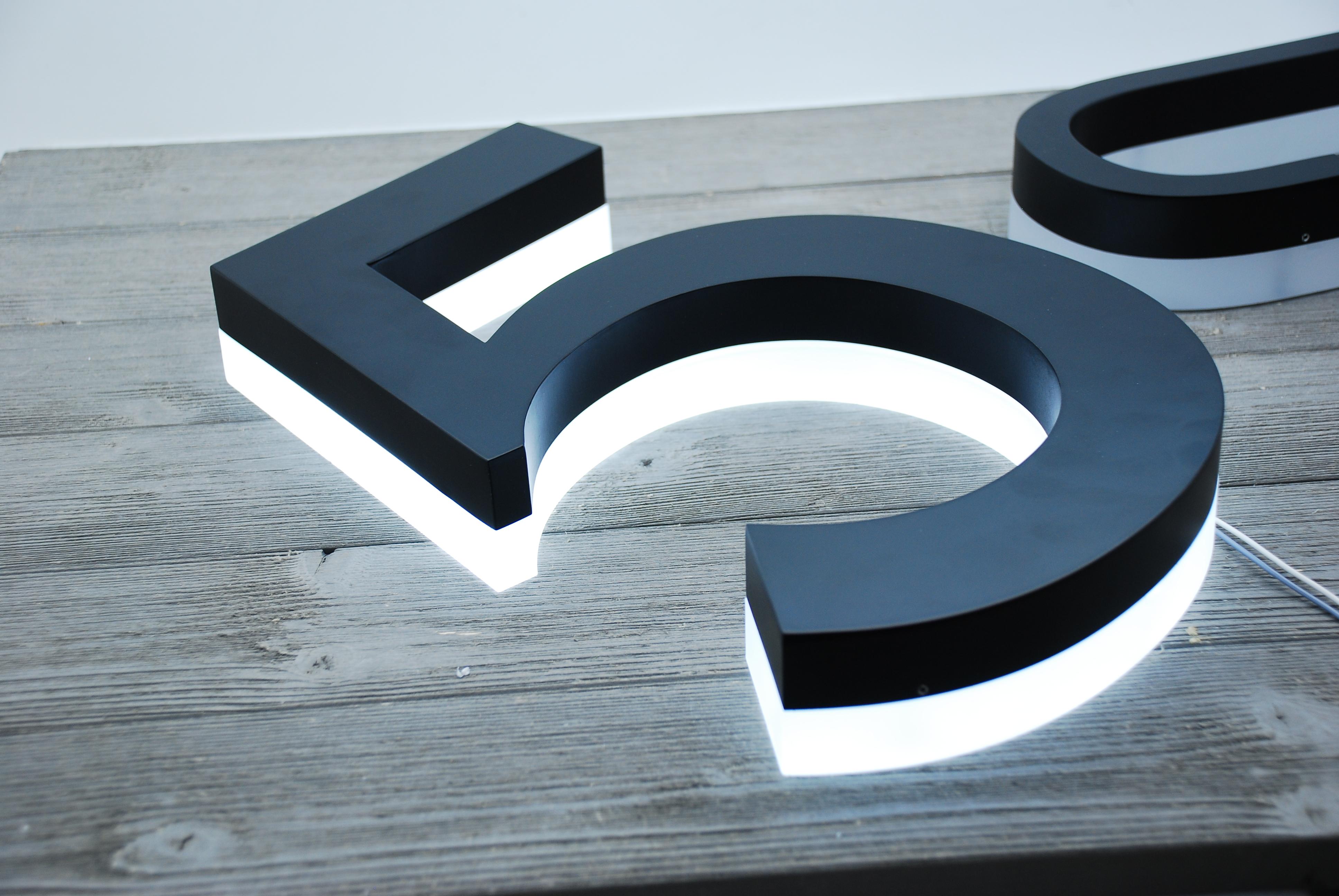 Lumi Letter Acrylic
