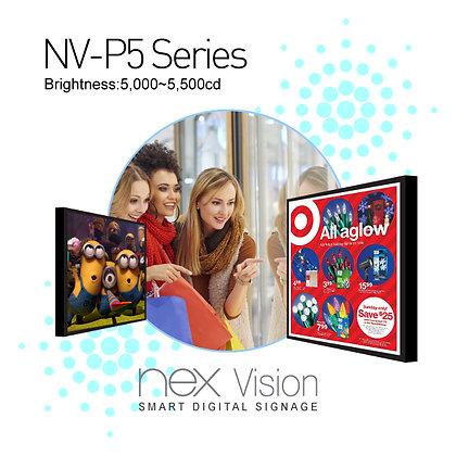 NEX Vision Digital Signage NV-P5 Series